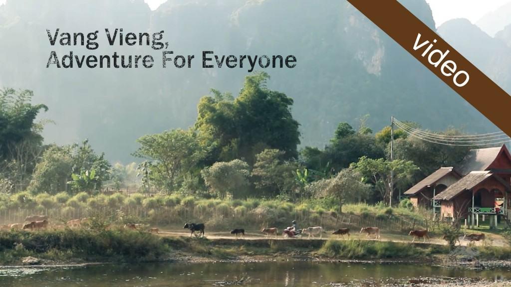 [Sometimes... Travel] 12. Vang Vieng, Laos - YouTube   Vang Vieng Trip