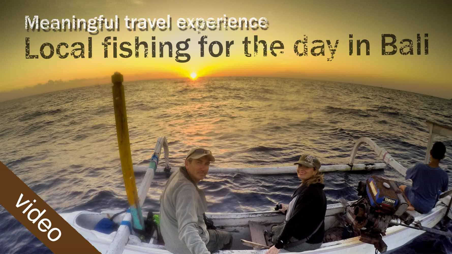 Amed Fishing Video