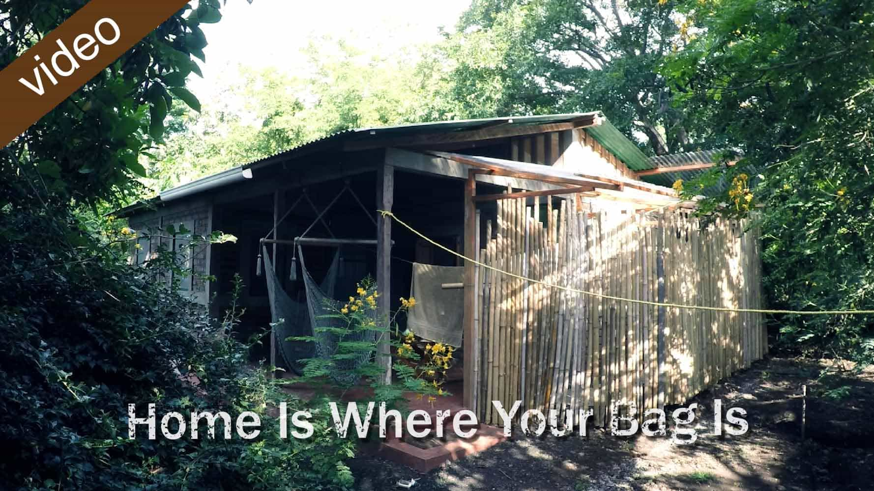 Home Is Where Your Bag Is Video