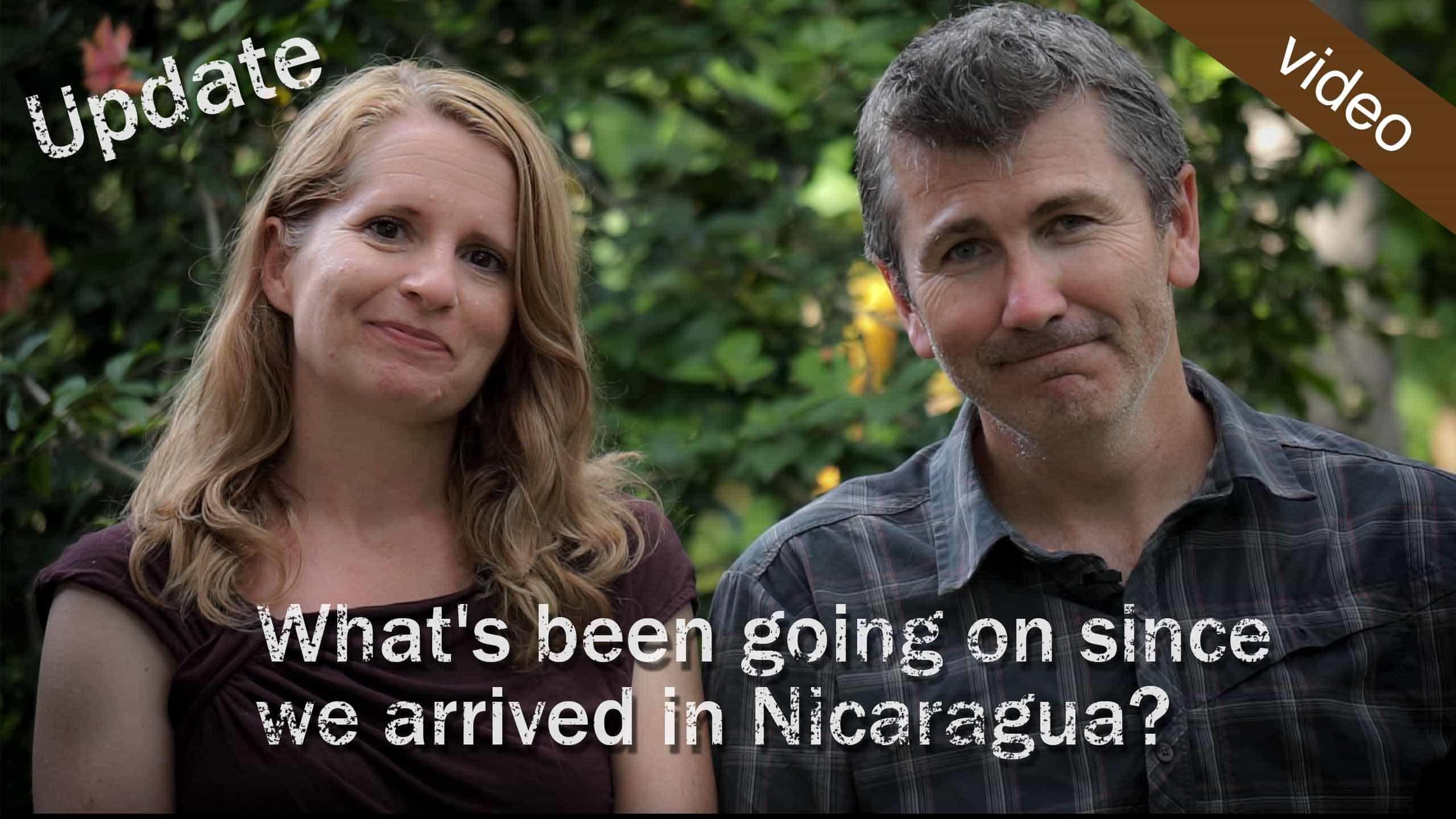 Video Update In Nicaragua