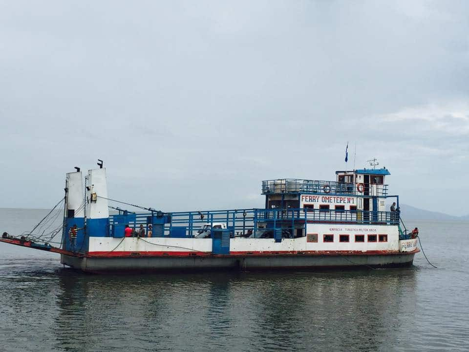 Ometepe Island Ferry