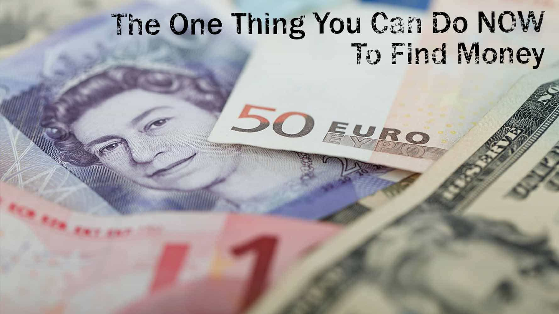 Find Money