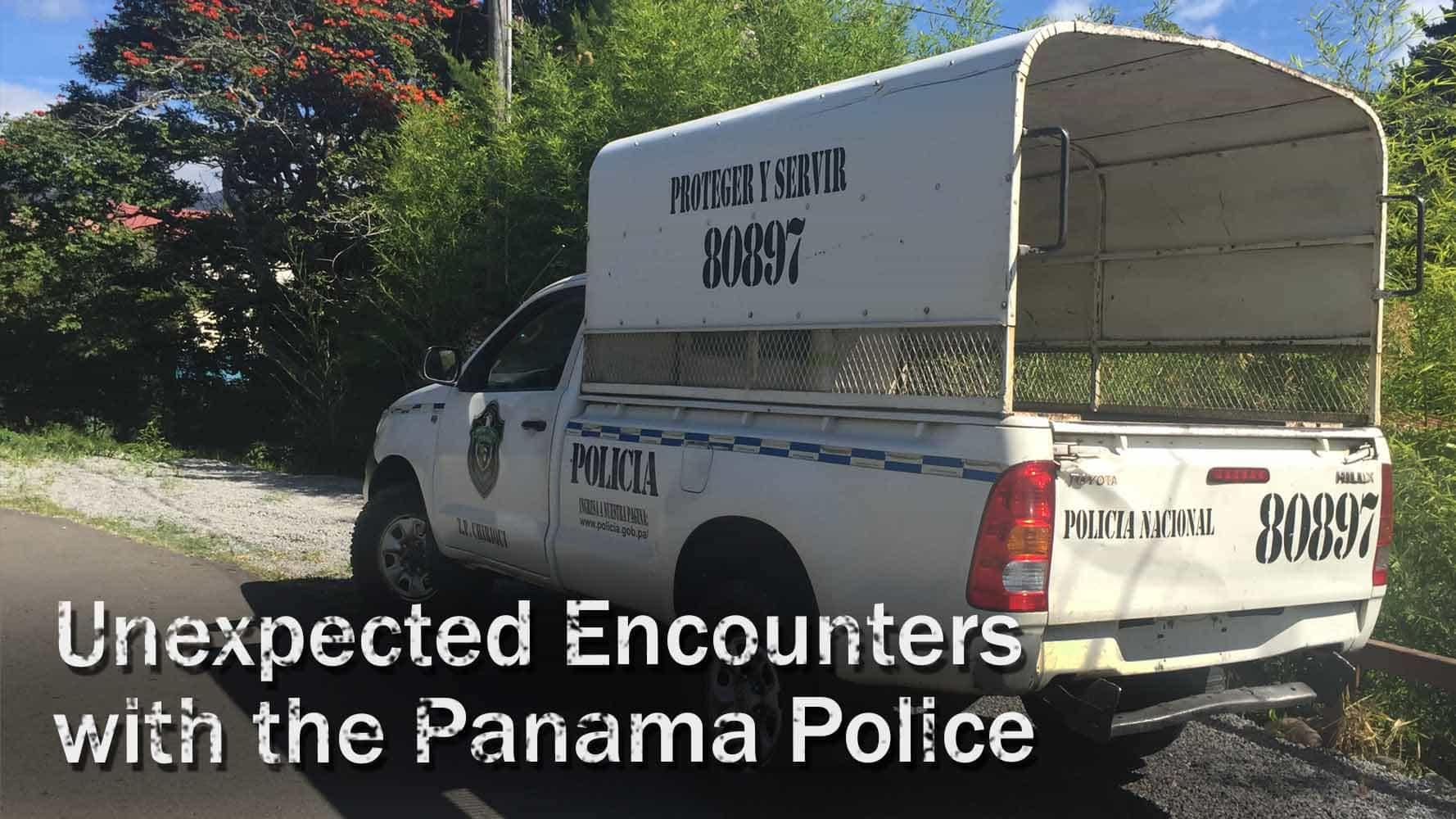 Panama Police