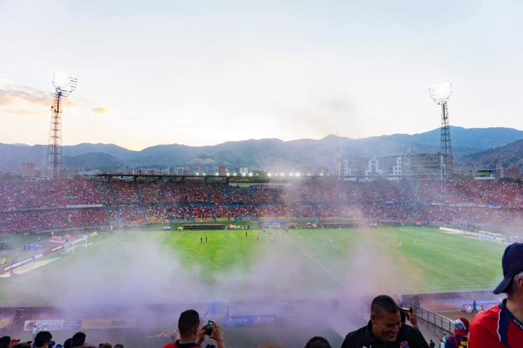 Medellin Football-02837