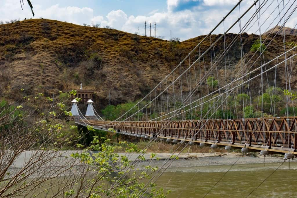 Bridges in Colombia