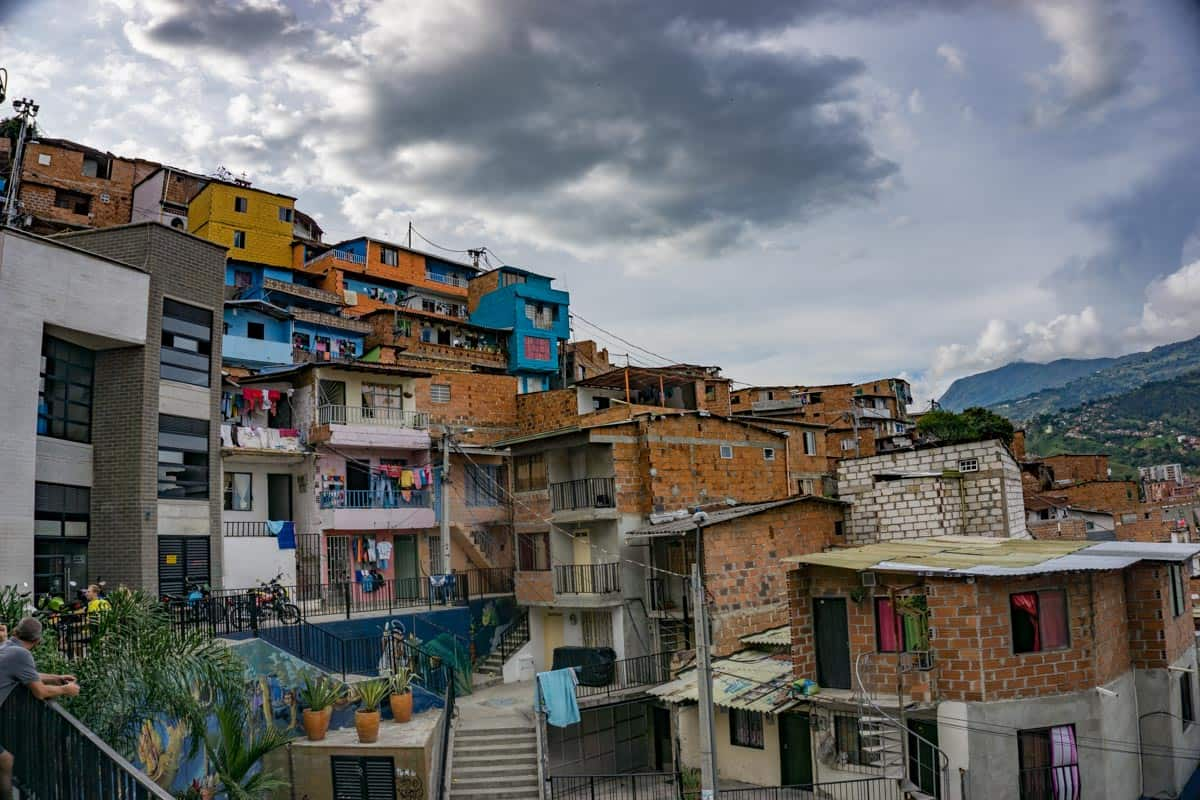 homes in Comuna 13