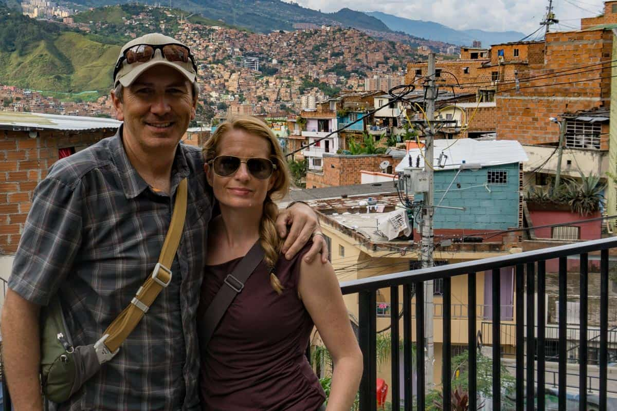 Tour of Comuna 13 Medellin
