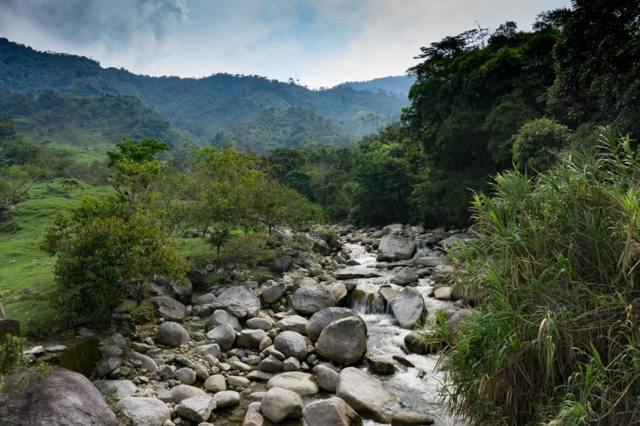 Guatapé hikes
