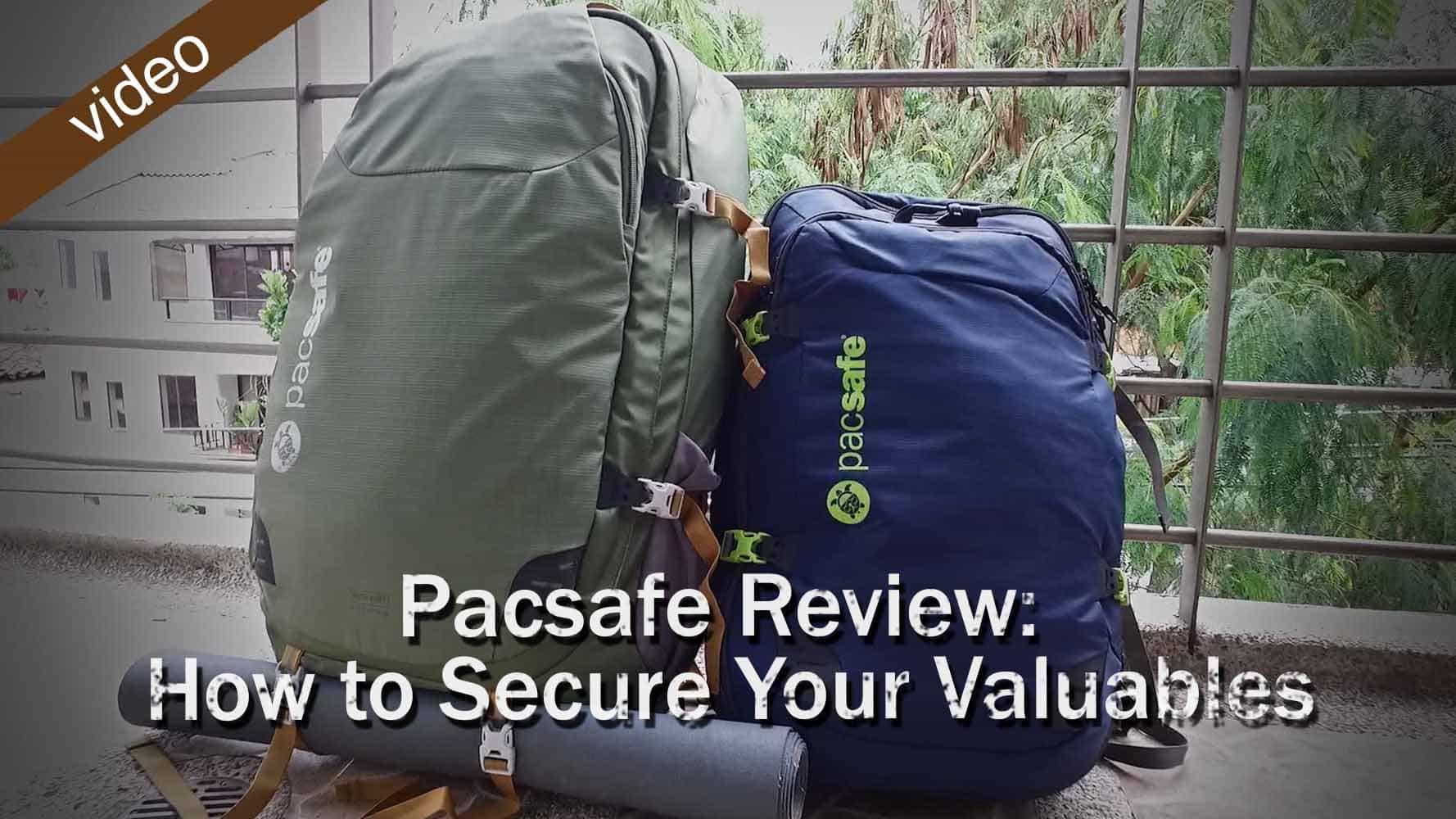 PacSafe Video
