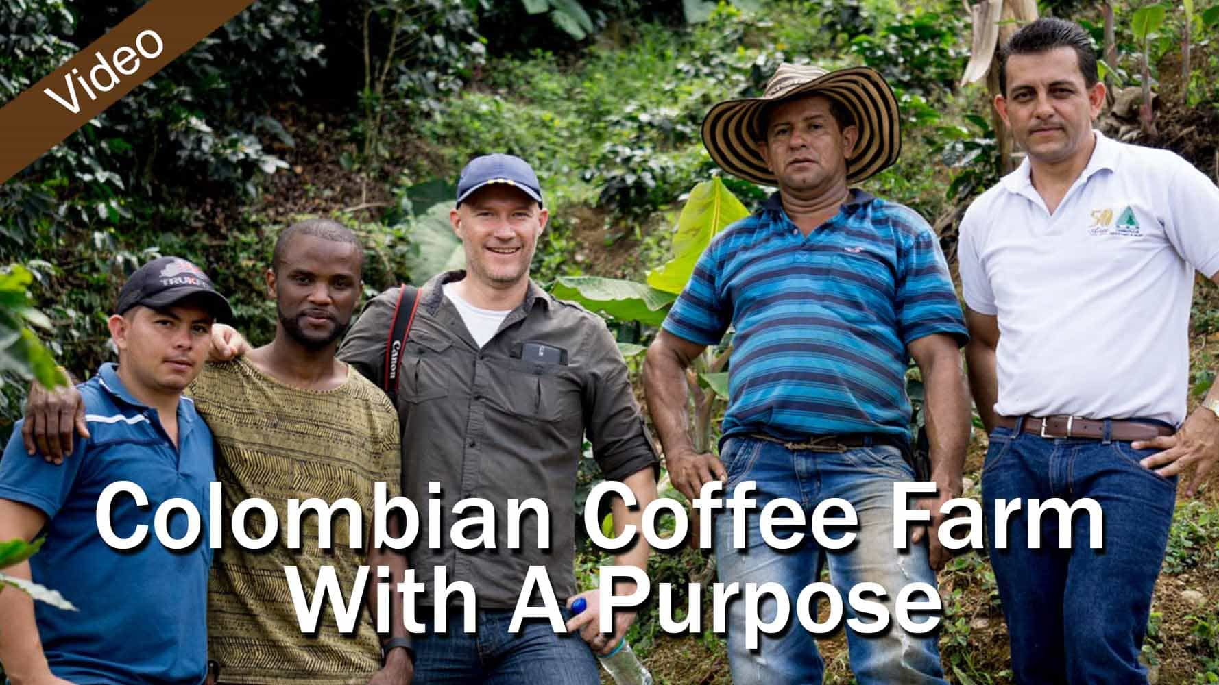 Colombian Coffee Farm With A Purpose FI