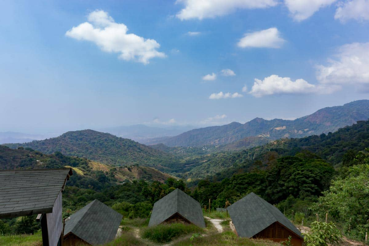 Minca Colombia - picture of Casa elemento lodges