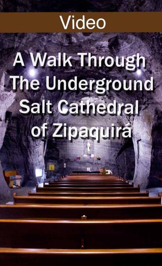 Salt Cathedral Bogota
