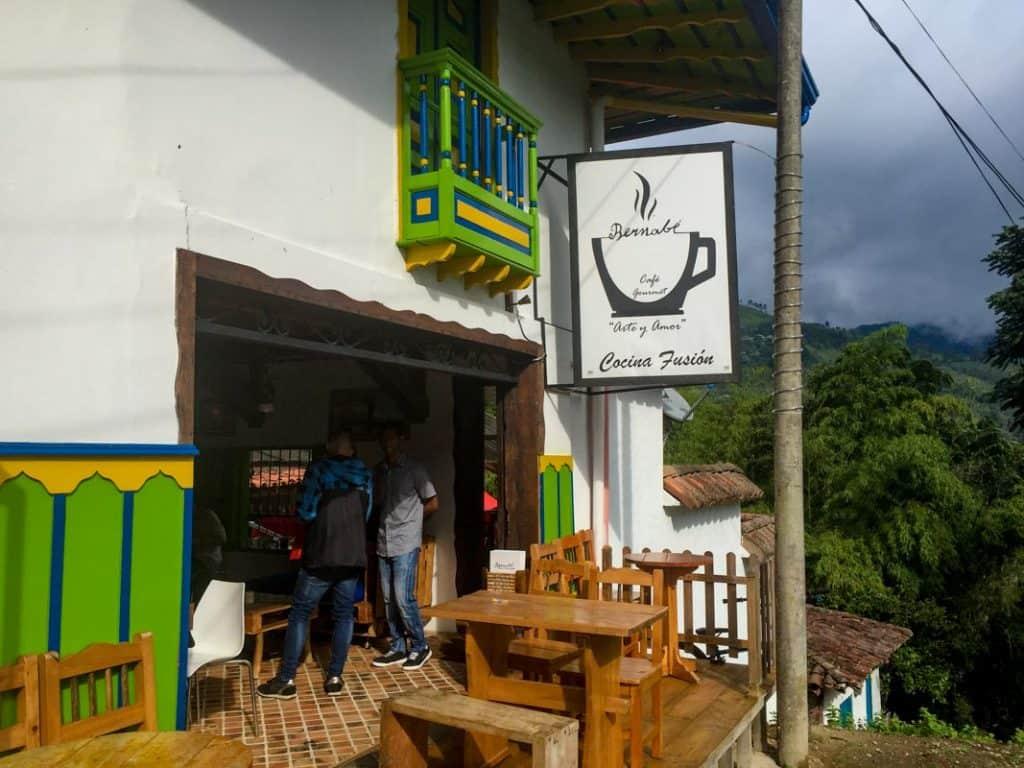Bernabé café – Cocina Fusion