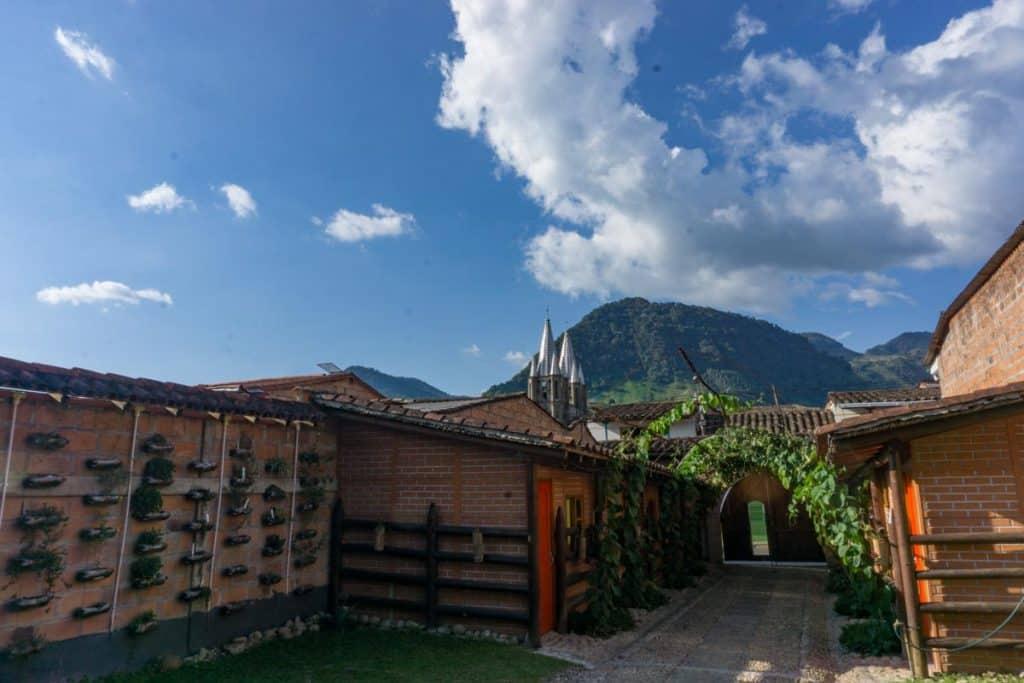 Hotel Kantarrana Urban Garden Jardin