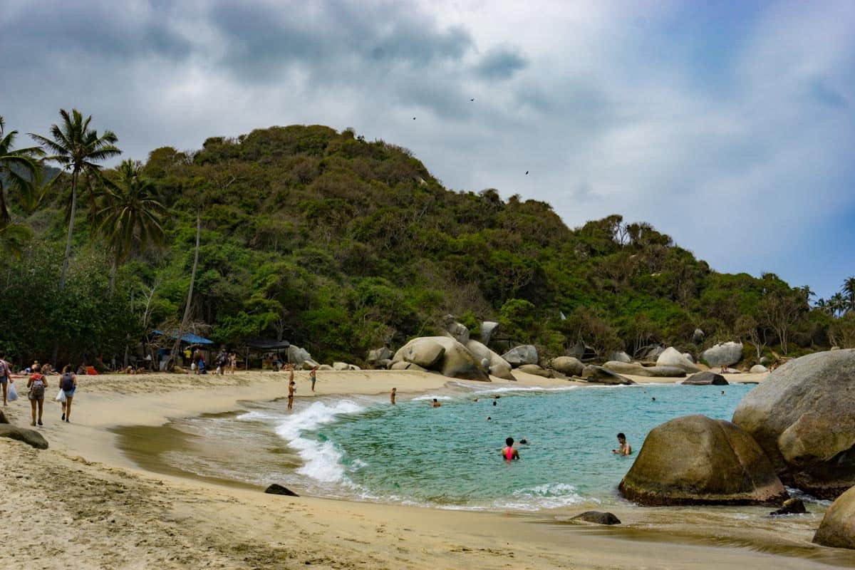 2weeks in Colombia - an itinerary including the amazing Tayrona National Park