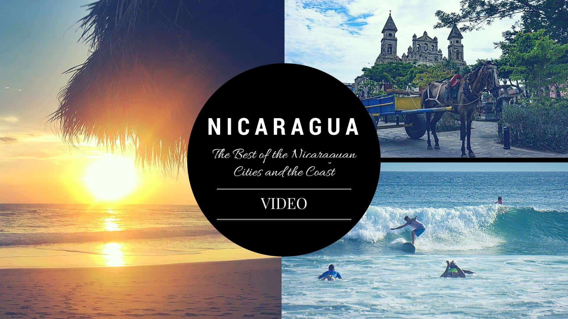 Nicaraguan Cities