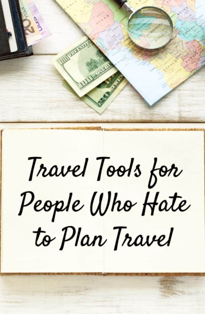 Travel tools