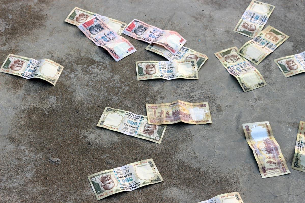 Money in India