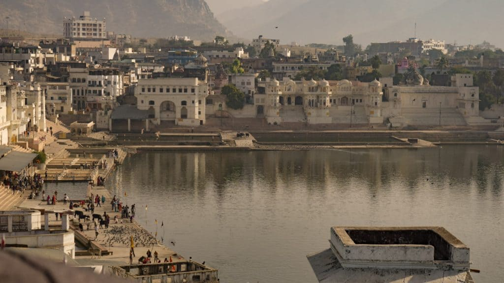 Thank you India : pictures of Pushkar