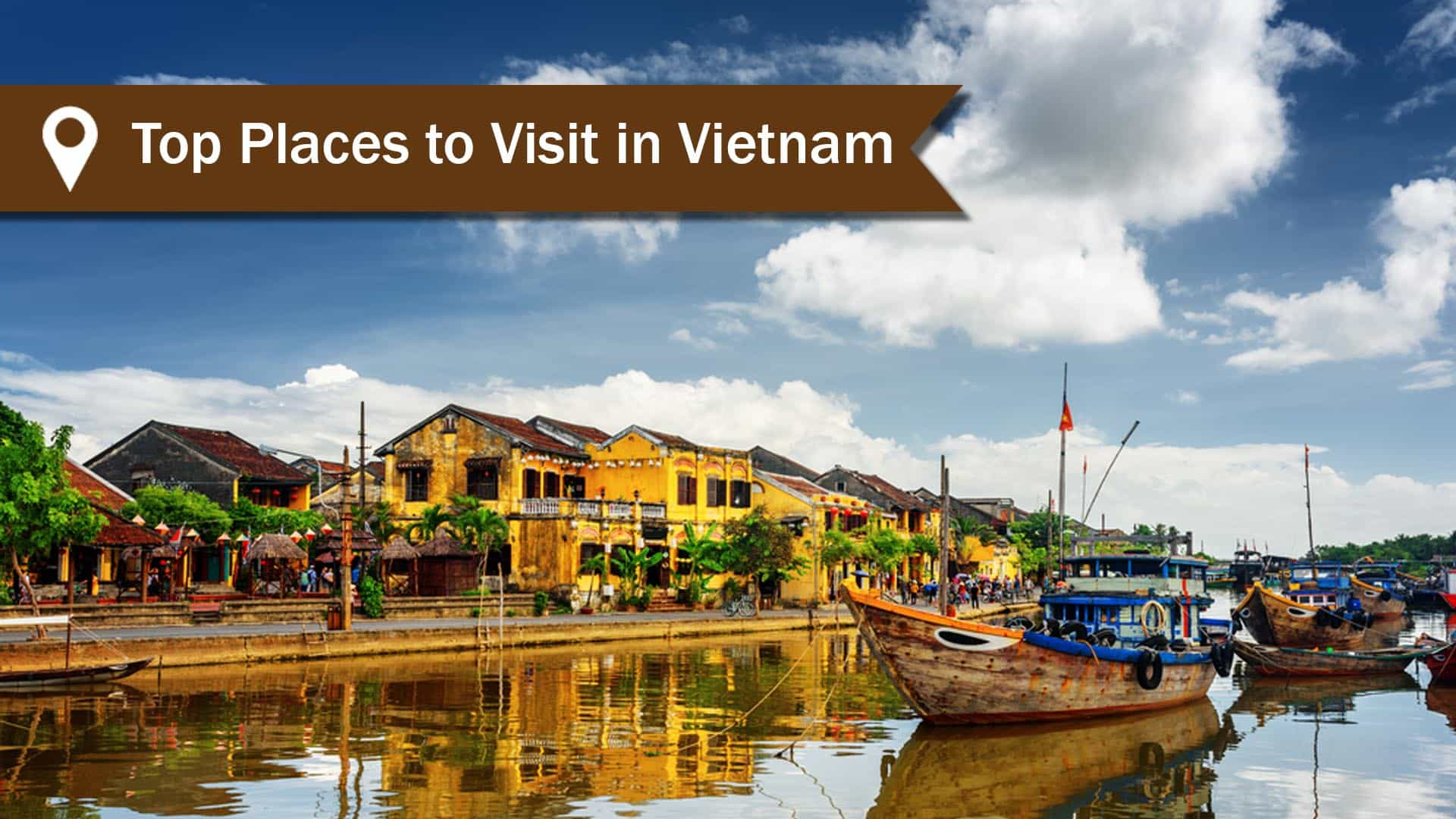 Vietnam travel places for 20 places to visit