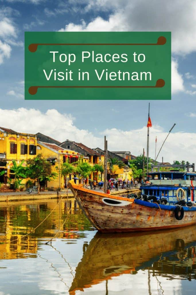 Top Places to Visit in Vietnam_Pintrest