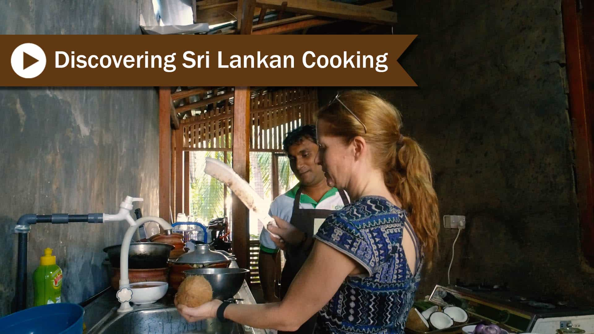 Discovering Sri Lankan Cooking