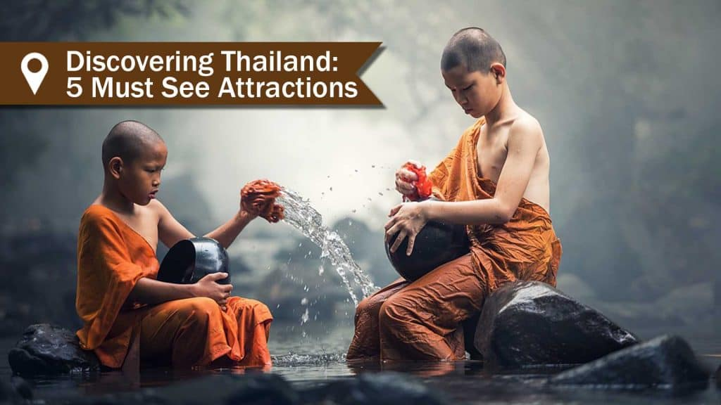 Discovering Thailand