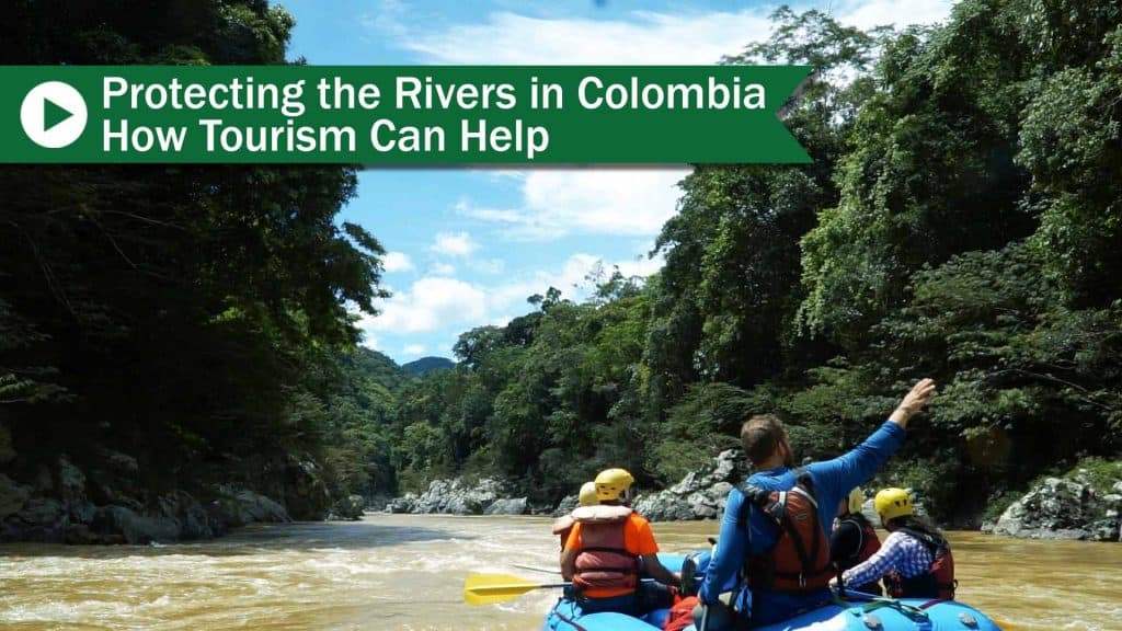 Rivers in Colombia