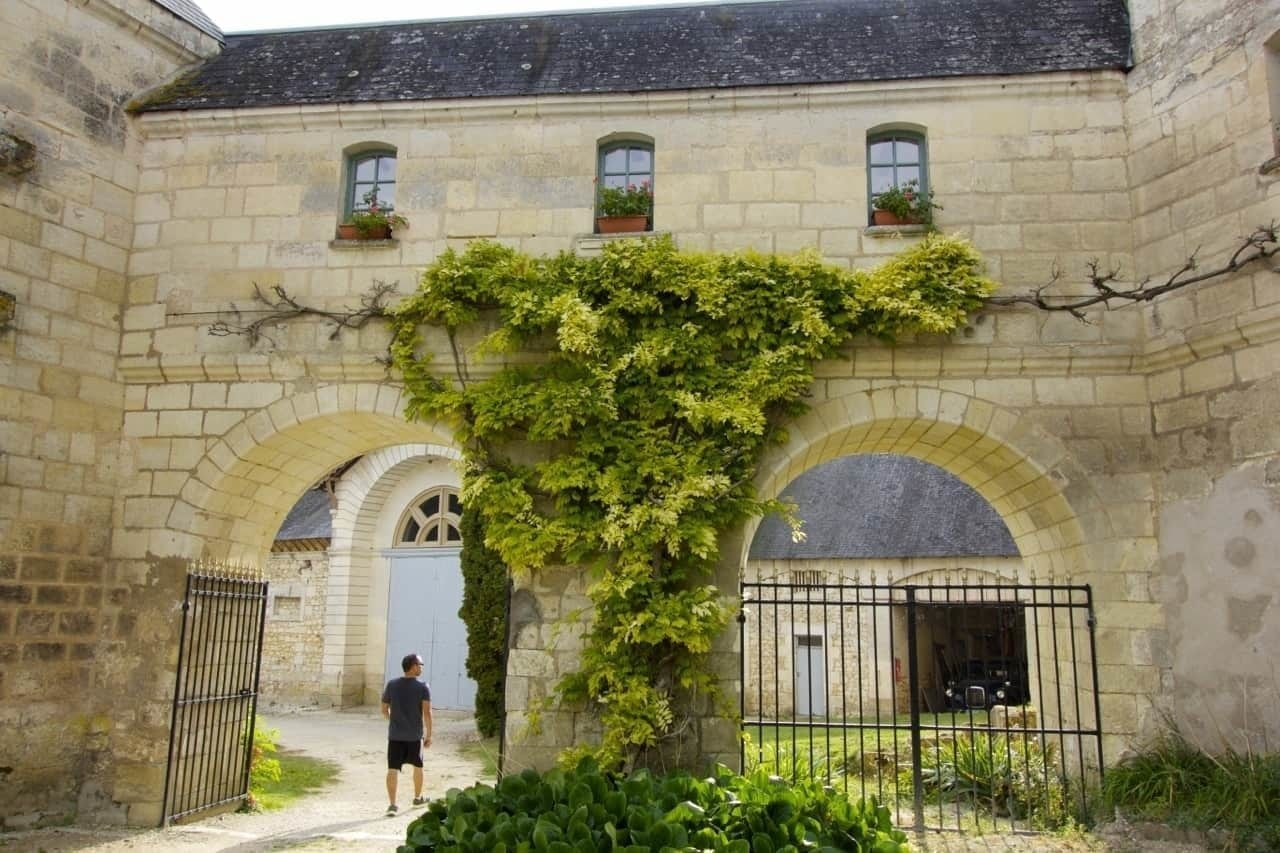 A chateau in france- example of a work exchange unique stay