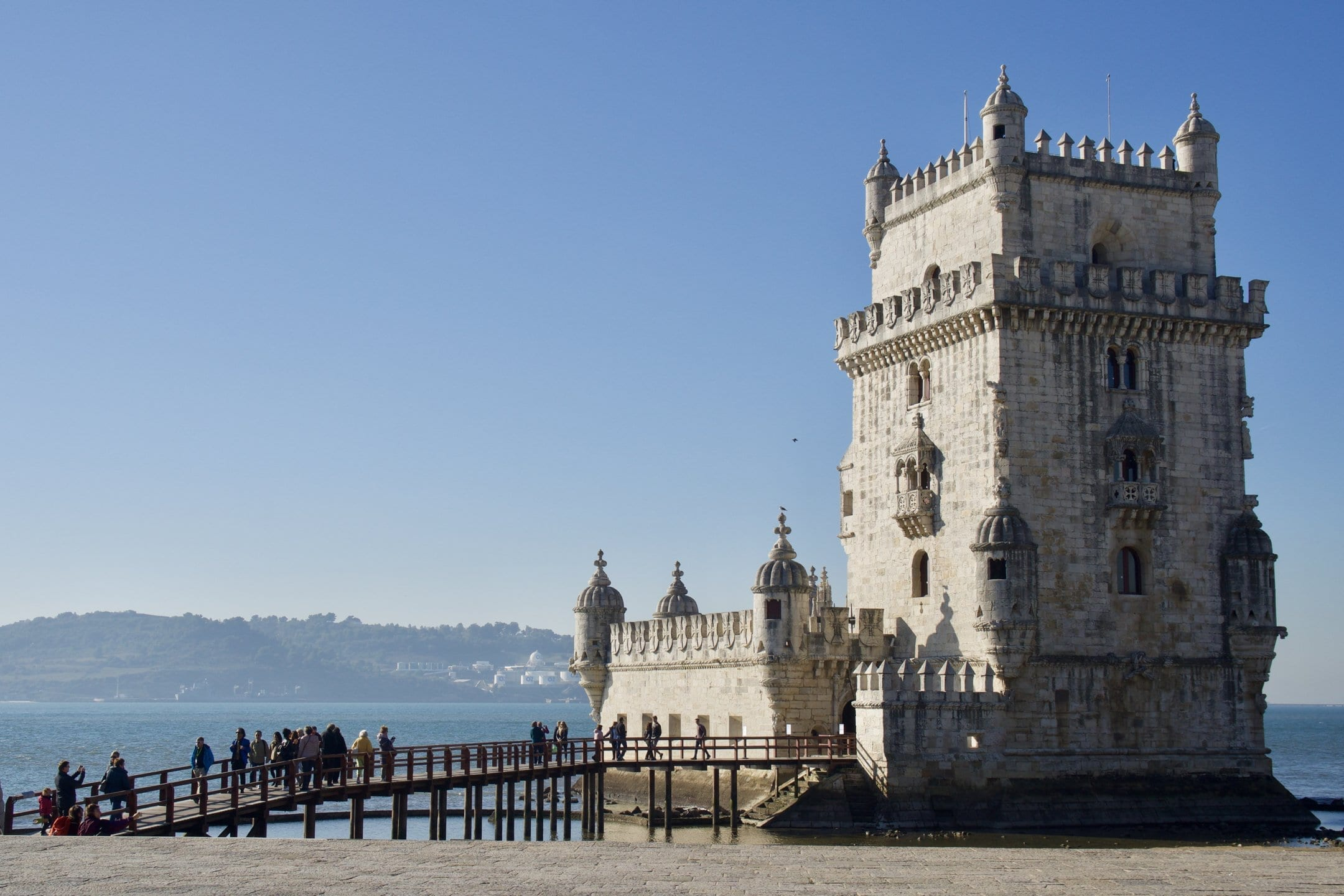Torre Belem - one of the cool things to do in Lisbon