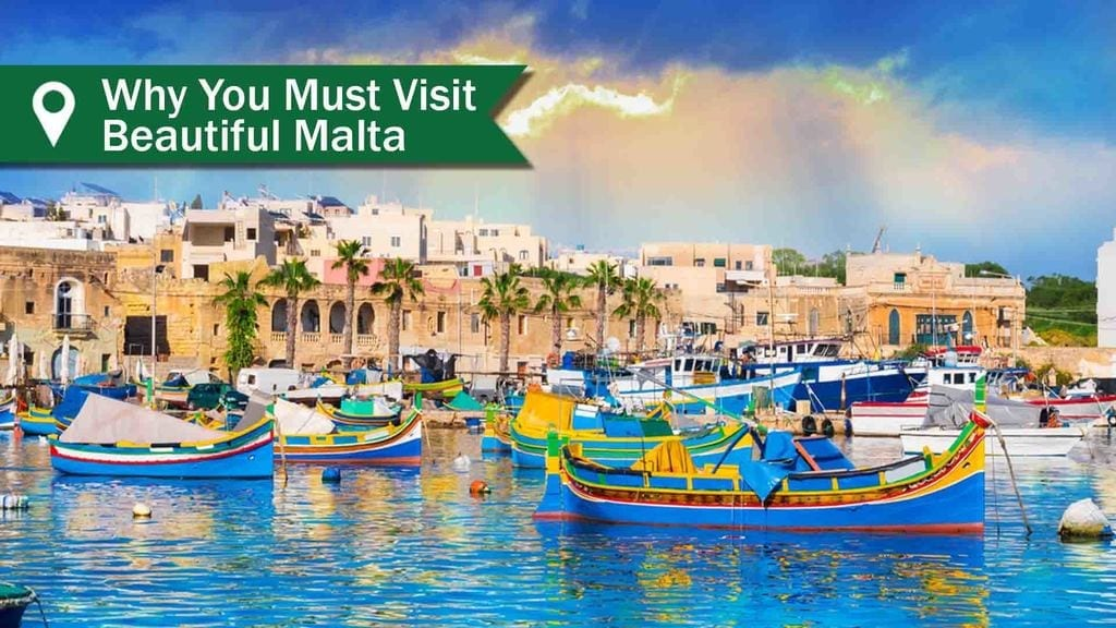 Views of Beautiful Malta - and why you must visit