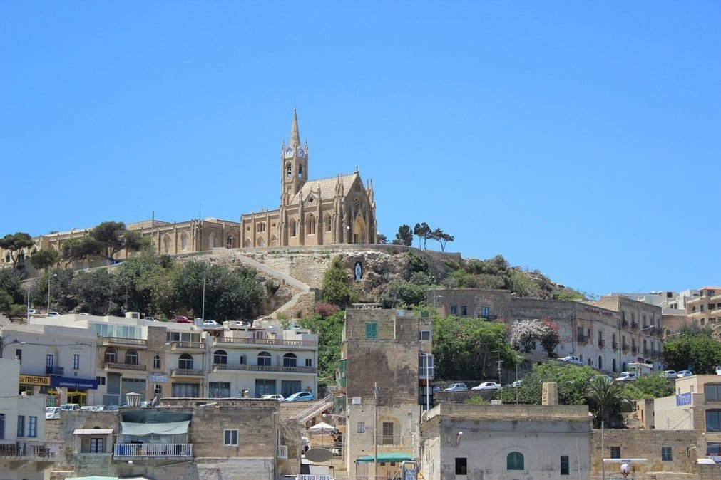 the amazing things to do in the beautiful island of Gozo Malta