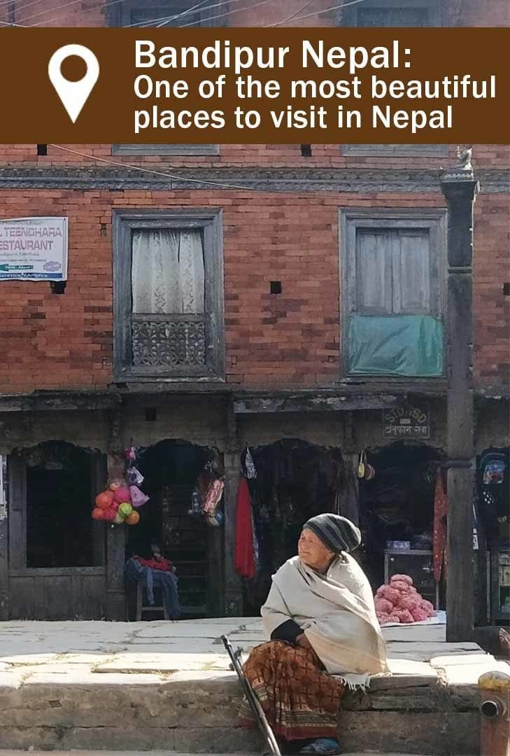 Bandipur Nepal - the Newari village - one of the most beautiful places
