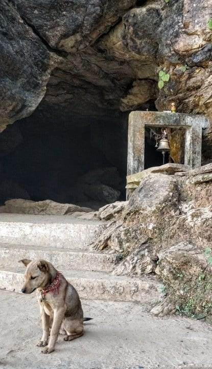 Siddha cave - the biggest cave in Nepal