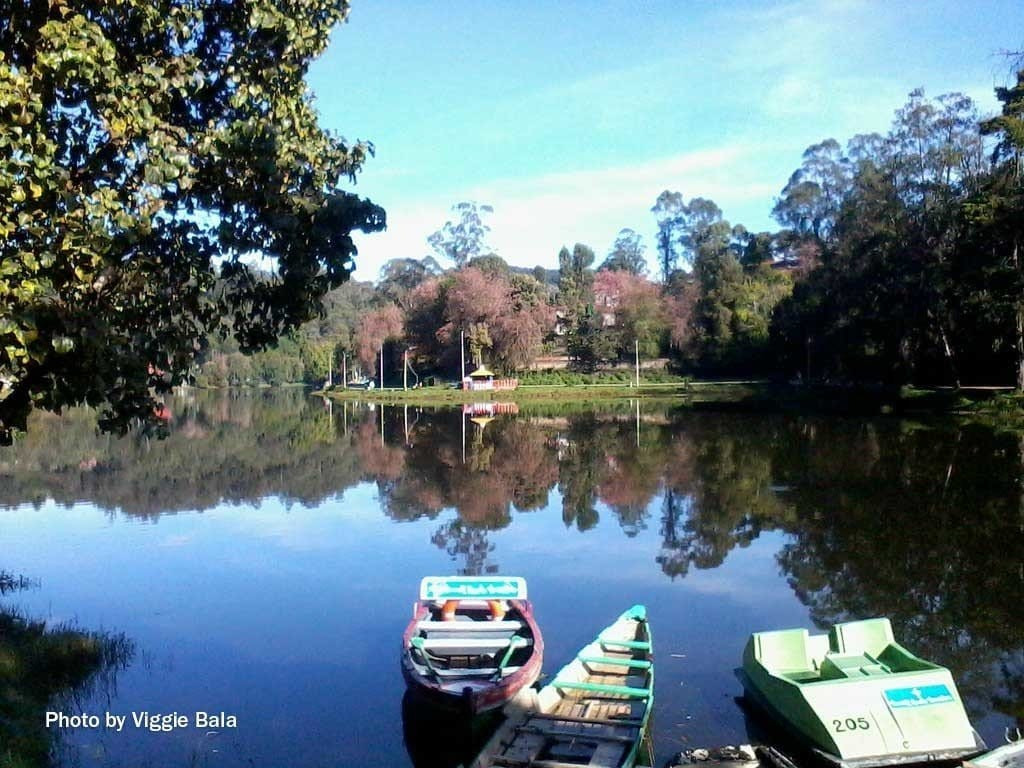 One of the best holiday destinations in India - Picture of Kodaikanal Lake view.
