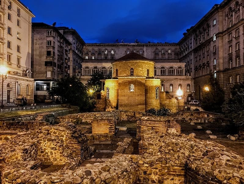 image of the old town of sofia, bulgaria one of the top places to live work and travel